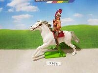 Britains Deetail Wild West Mounted Indian (lot 3268)