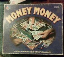 MB. Money Money. 2 a 4 joueurs. 40mn. Lot 02MBMM.