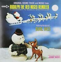 Burl Ives Rudolph The Red Nosed Reindeer Soundtrack Vinyl New Sealed Album