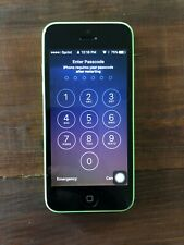 Apple iPhone 5c - 8GB - Green (Unlocked) A1456 (CDMA + GSM)