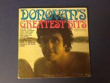 DONOVAN~greatest hits EPIC 1969 all ORIGINAL ~ gatefold (LP) Vg+ / (JACKET) Vg+