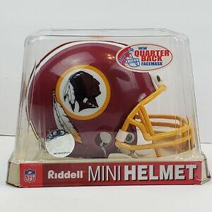 Washington Redskins Mini Helmet w Z2B Mask Vintage New In Box Rare Discontinued