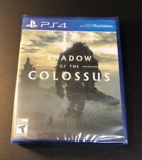 Shadow of the Colossus (PS4) NEW