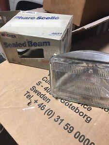 Headlight Bulb Wagner Lighting H4651