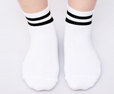 New Socksbong 10 Pairs Men`s Dress Crew Quarter Ankle Socks Cotton Size  7 - 9