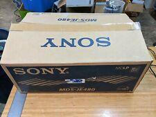 Sony Mds-Je480 Minidisc Deck *New, Open Box*