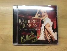 Katherine Jenkins - Cinema Paradiso - CD - Signed Edition.