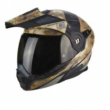 Casco Scorpion Adx-1 Battleflage Sand-grey talla M