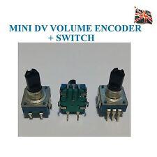 CAR Audio DV digitale encoder VOLUME + INTERRUTTORE Potenziometro input di navigazione