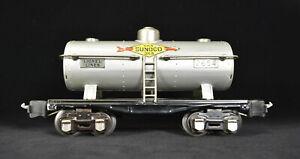 Lionel 2654 Sunoco Tank Car O Scale