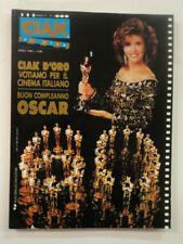 Ciak Italian Magazine, April 1988