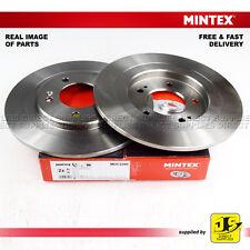 2X MINTEX REAR DISC BRAKES MDC2360 HYUNDAI i40 VF i40 CW VF 1.6 2.0 GDI 1.7 CRDi