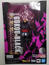SDCC 2019 ExclusiveBandai Tamashii SH Figuarts Dragon Ball GOKU BLACK Figure