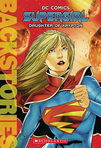 SUPERGIRL YR SC DAUGHTER OF KRYPTON (Backstories) from Impact Comics Canberra