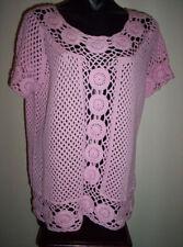 Women's Regular Short Sleeve Sleeve 100% Cotton Knit Tops & Blouses