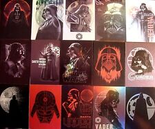 Star Wars Rogue One  Complete Darth Vader Continuity Set 1-15