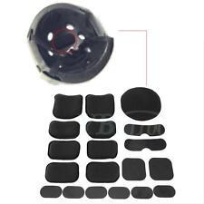 DIY Protective EVA Pads Cushion Memory Foam for Airsoft Tactics Military Helmet