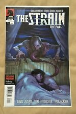 THE STRAIN: THE FALL #1 2013