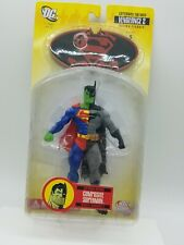 COMPOSITE SUPERMAN ACTION FIGURE - VENGEANCE 2 - SUPERMAN BATMAN SERIES 5