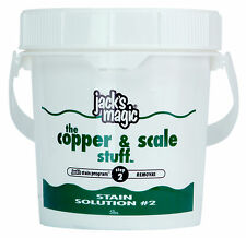Jack's Magic? JMCOPPER5 The Copper & Scale Pool Stain Solution #2 - 5 lbs.
