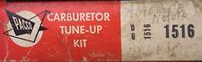 Pacco Carburetor Tune Up Kit E-1516 Ambriea Motor 1961 (473*)