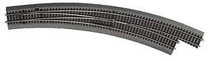 ROCO Line With Bedding 42569 Switch Track Right Bwr R9/R10 Radius 9/10 New Ob