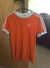 Adidas T shirt size M orange