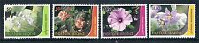 Flowers British Norfolk Islander Stamps