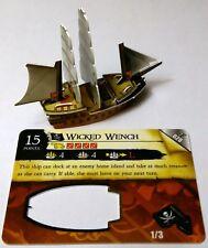 Wizkids Pirates Pocketmodel - Wicked Wench (ship) 028 U