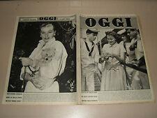 OGGI=1955/36=LIS HARTEL=PIEVEPELAGO=SANTE RANUCCI=SAN MANGO CALORE=EKBERG ANITA