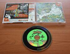 JEU Sega Dreamcast  jet set radio  JAP complet
