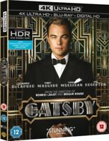 The Great Gatsby 4K Ultra HD Nuovo 4K UHD (1000629602)