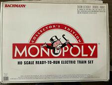 BACHMANN HO Monopoly Train Set