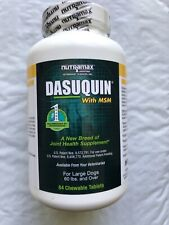 Dasuquin with MSM for Large Dogs (84 Chewable Tablets), 5/23
