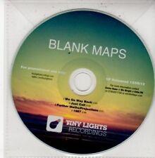 (DG48) Blank Maps, We Go Way Back - 2012 DJ CD
