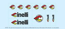 Cinelli Bicycle Decals-Transfers-Stickers #1