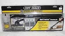 WOODLAND SCENICS  - TIDY TRACK - RAIL TRACKER CLEANING KIT - NEW #4550