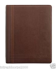 2012 Cross Legacy Full grain Italian brown Leather personal agenda