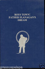 Nebraska History-Boys Town-Father Flanagan's Dream-Priest Compassion-In Trouble