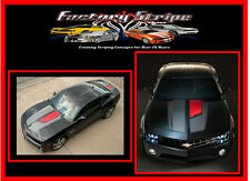 SS RACING STRIPES CHEVY CAMARO 2010-2013 45th ANNIVERSAY DECALS 3M VINYL