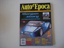 AUTO D'EPOCA 1/2003 STORIA MORGAN/TROFEO ASCARI/EIFEL KLASSIK/PARIS-MADRID 1903
