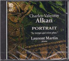 """CD Charles Alkan """"Klavierwerke - Preludes op. 31"""" OVP 96 Khz / 24bit  Rare"""
