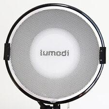 "Lumodi 14"" 25° Beauty Dish White Grid"
