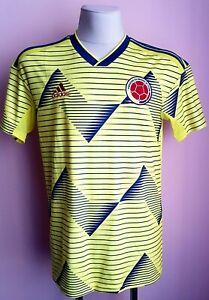 Colombia2019 Home football Adidas shirt size M