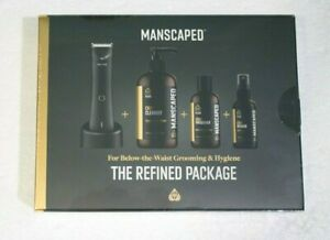NEW Sealed Manscaped Refined Package Below The Waist Grooming Lawnmower 3.0