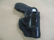 Taurus Protector Polymer 85, 605 Poly Revolver IWB Conceal Carry Holster BLACK R