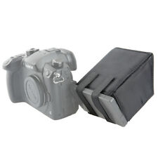 NICEYRIG LCD Screen Sun Shield Hood for Panasonic Lumix Camera GH5/GH4/G85 GX8