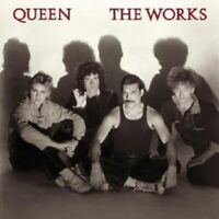 """QUEEN """"THE WORKS"""" 2 CD DELUXE VERSION REMASTERED NEW"""