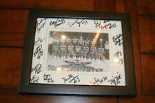 Wnba Sacramento Monarchs autographed framed team photo 1997? 1998?