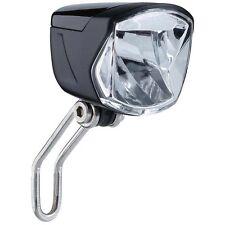 BikeParts LED-Scheinwerfer Secu Forte mit Halter ca.70 Lux + Reflektor Fahrrad